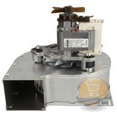 Wolf füstgáz ventilátor (hall sensor) 2100007 (8601879)