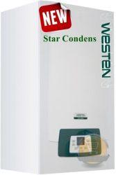 Westen STAR CONDENS+ 24 ERP 20/24 Kw kondenzációs kombi gázkazán