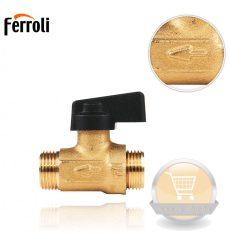 Ferroli feltöltőcsap 3/8  39808980