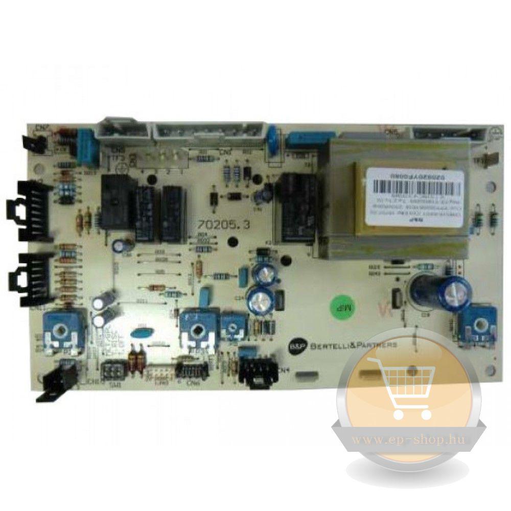 Westen pulsar baxi eco 3 vez rl panel 5676960 for Baxi eco 3 manuale