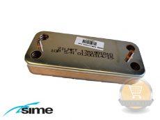 Sime HMV hőcserélő 10 lemezes Brava One Slim 6265655
