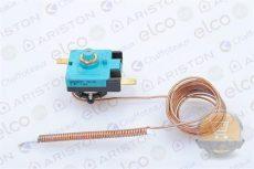 Ariston égéstermék visszaáramlás érzékelő termosztát 65103656 (ex 212541)