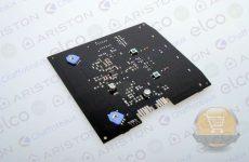 Ariston Egis kijelző panel 65105084