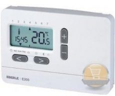 Eberle E200 programozható szobatermosztát E200