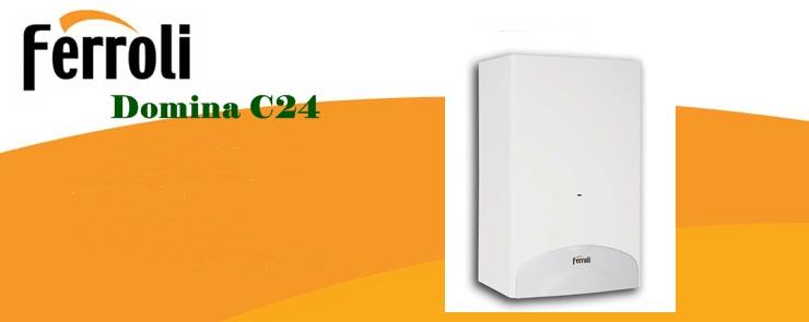 Ferroli domina c24 e alkatr szek ferroli szerviz ferroli for Ferroli domicompact c24